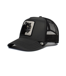 Goorin Bros - Cappelli - trucker panther limited nero