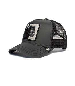 Goorin Bros - Cappelli - trucker panther limited grigio nero