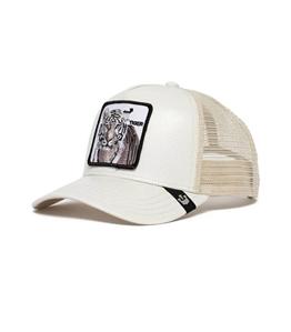 Goorin Bros - Cappelli - trucker tiger limited stone