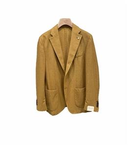 L.B.M.1911 - Giacche - giacca jack tinto capo ocra
