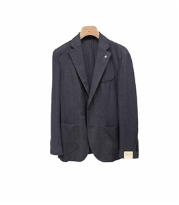 L.B.M.1911 - Giacche - giacca jack tinto capo blu