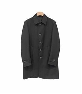 L.B.M.1911 - Cappotto - trench coat nero