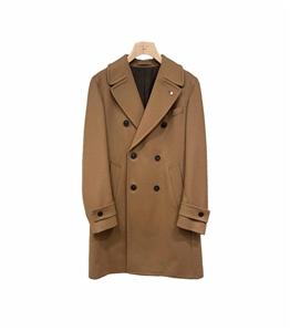 L.B.M.1911 - Cappotto - cappotto doppiopetto cammello
