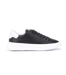 Philippe Model Paris - Scarpe - Sneakers - temple veau - noir blanc