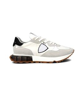 Philippe Model Paris - Scarpe - Sneakers - la rue mondial - bianco nero
