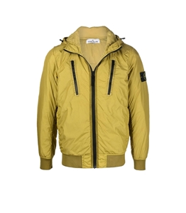 Stone Island - Giubbotti - garment dyed crinkle reps ny con primaloft-tc dark beige