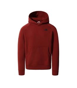 The North Face - Felpe - felpa con cappuccio e maniche raglan redbox