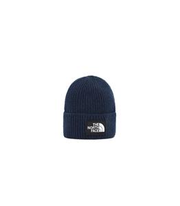 The North Face - Cappelli - berretto con risvolto blu navy