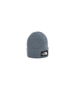 The North Face - Cappelli - berretto con risvolto grigio