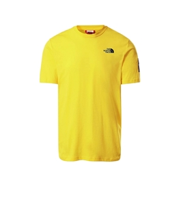 The North Face - T-Shirt - search & rescue t-shirt lightning yellow