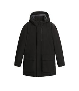 Woolrich - Giubbotti - cappotto urban light gtx carcoat nero