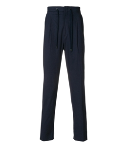 Be Able - Pantaloni - pantalone in cotone simon blu