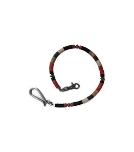 D'Amico - Accessori - catena portachiavi con dischetti in legno