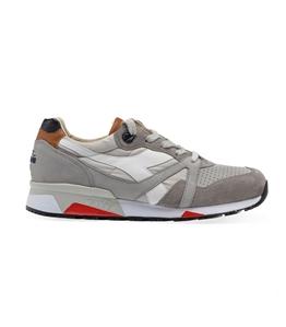 Diadora Heritage - Scarpe - Sneakers - n9000 h ita rain gray/blue denim