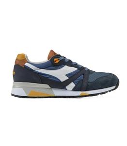 Diadora Heritage - Scarpe - Sneakers - n9000 h ita mood indigo/sunflower