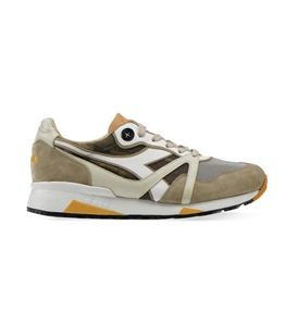 Diadora Heritage - Scarpe - Sneakers - n9000 h hide camo moon rock grey