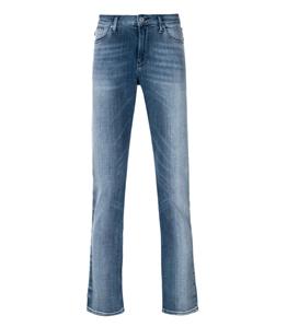 Emporio Armani - Saldi - jeans j06 slim fit in denim stone washed
