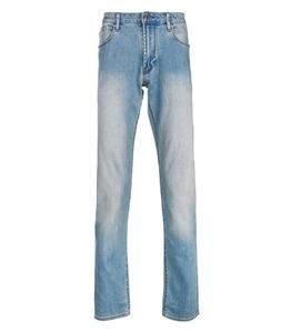 Emporio Armani - Saldi - jeans j06 slim fit in denim chiaro