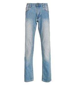 Emporio Armani - Jeans - jeans j06 slim fit in denim chiaro
