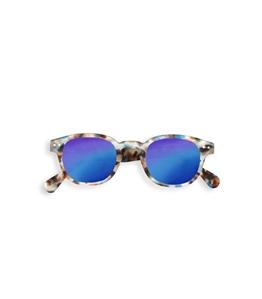 Izipizi - Occhiali - c sunmirror blu tartaruga