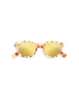 Izipizi - Occhiali - c sunmirror giallo tartaruga