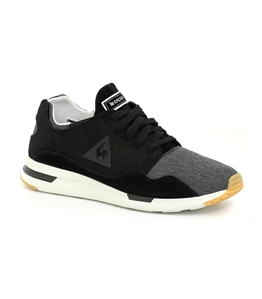 Le Coq Sportif - Scarpe - Sneakers - lcs r pure summer craft black