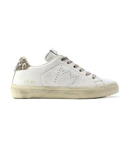 Leather Crown - Scarpe - Sneakers - sneaker mlc06 white