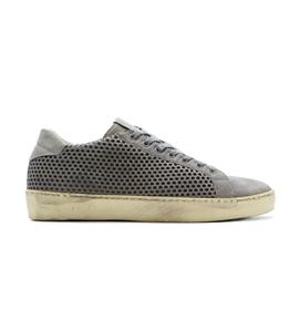 Leather Crown - Saldi - sneaker mlc83 traforata grey