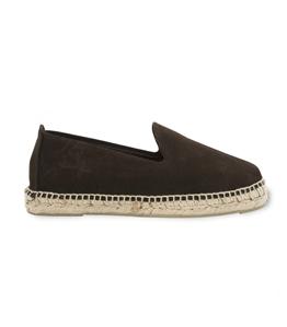 Manebì - Scarpe - Sneakers - w 1.8 c espadrilles hamptons dark brown