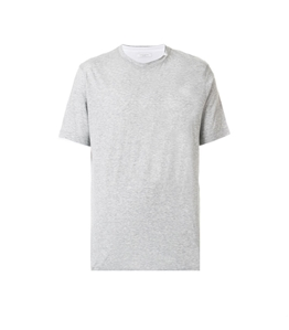 Paolo Pecora - T-Shirt - t-shirt in cotone grigia