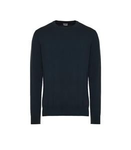 Peuterey - Maglie - maglia in cotone tricot grigio