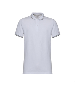 Peuterey - Saldi - polo in cotone stretch bianca