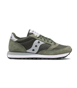 Saucony - Scarpe - Sneakers - sneakers jazz o' green/grey