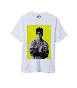 Spend - T-Shirt - al pacino white