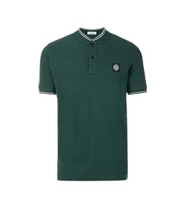 Stone Island - Polo - polo shirt muschio