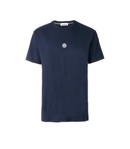 Stone Island - T-Shirt - t-shirt graphic eight inchiostro