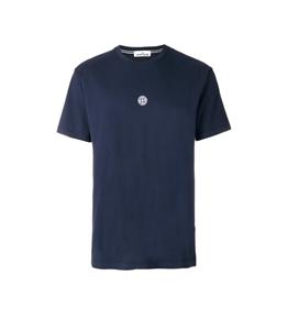 Stone Island - T-Shirt - t-shirt graphic eight inchiostro
