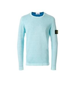 Stone Island - Maglie - maglia reversibile ottanio