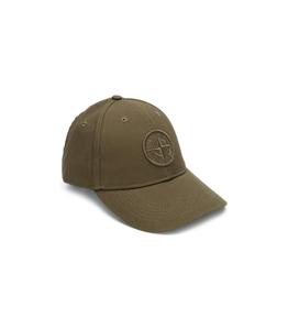 Stone Island - Cappelli - cappellino verde militare