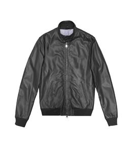 The Jack Leathers - Giubbotti - elvis leather jacket nero