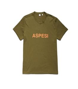 Aspesi - T-Shirt - t-shirt aspesi militare