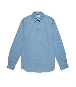 Aspesi - Camicie - camicia comma denim