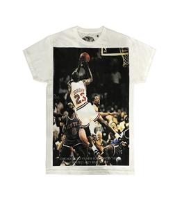 Bastille - T-Shirt - t-shirt con stampa mj23 bianca