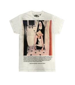 Bastille - T-Shirt - t-shirt con stampa playboy bianca