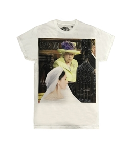 Bastille - T-Shirt - t-shirt con stampa yellow queen