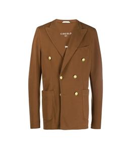 Circolo 1901 - Giacche - giacca doppiopetto piquet cocco