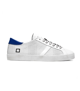 D.A.T.E. - Scarpe - Sneakers - hill low pop perforated