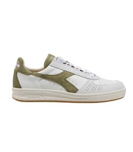 Diadora Heritage - Scarpe - Sneakers - b.elite s l verde erba secca