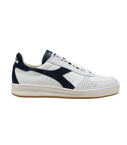 Diadora Heritage - Scarpe - Sneakers - b.elite s l bianco/blu denim