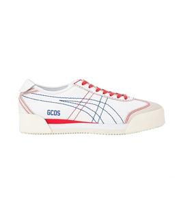 GCDS - Scarpe - Sneakers - mexico based white/blue